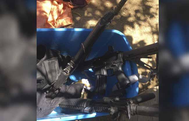 Vinculan a proceso a célula de sicarios detenidos tras enfrentamiento en el vado de Santa Rosa