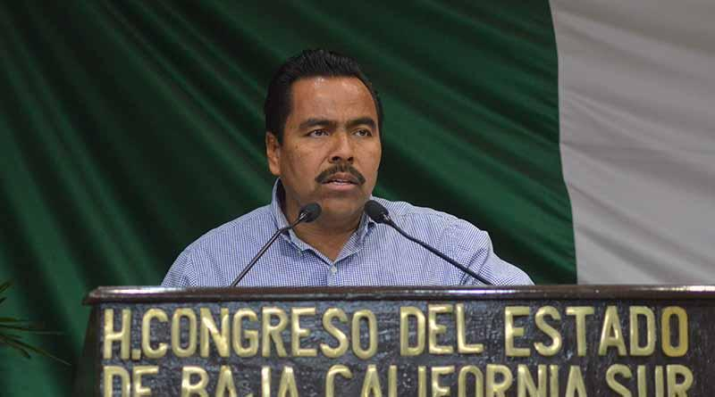 Presentan Diputados del Congreso del Estado iniciativa de reforma constitucional