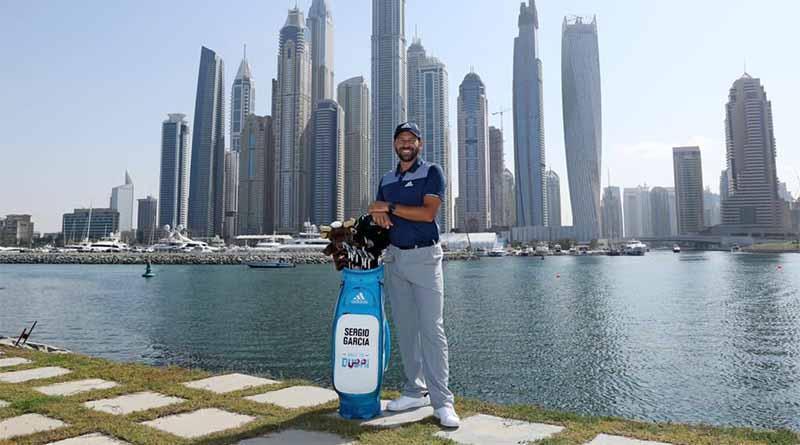 Español Sergio García vuelve a Top Ten en clasificación mundial de golf