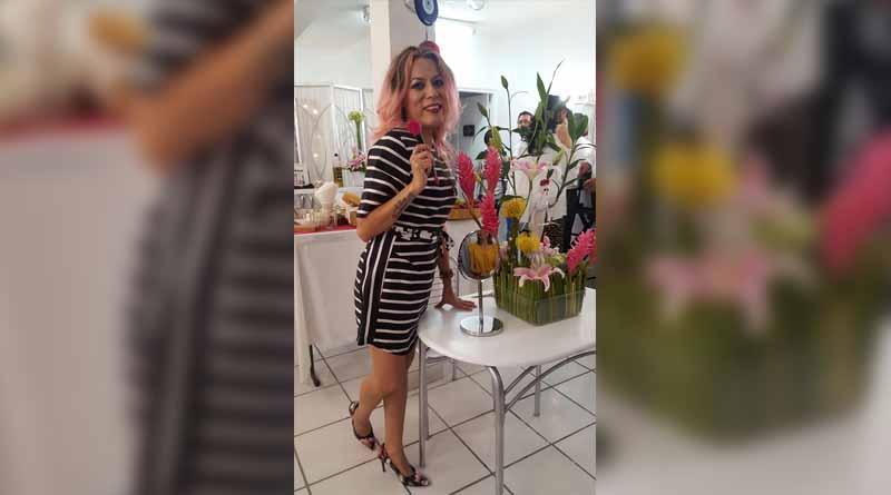 La maquilladora profesional Inky Cortez apertura su estudio