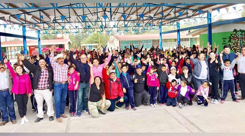 Niños y Jóvenes, Son Importantes Para Nuestro Gobierno: FPC