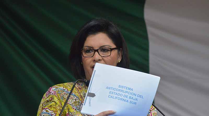 Proceso de aprobación de la nueva Ley del Sistema Anticorrupción del Estado