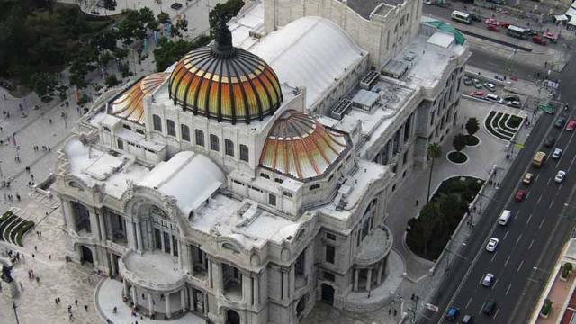 Exhiben en imágenes lugares emblemáticos de la Ciudad de México