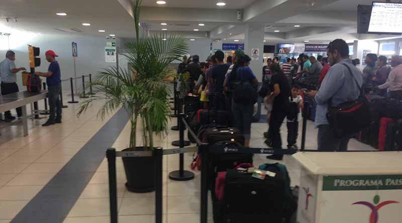 Importante aumento en el movimiento de pasajeros en el Puerto de Pichilingue en Semana Santa