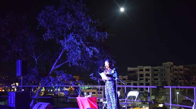Noches de Plenilunio brinda una opción de esparcimiento en periodo vacacional al reunir a talentos a la luz de la luna