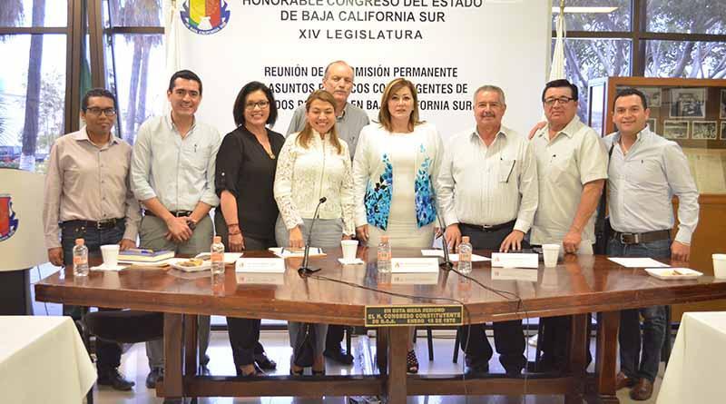 Candidaturas independientes, reelección y paridad horizontal, principales temas de la reforma electoral en BCS: Dip. Norma Peña