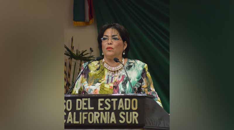 Solicita Dip. Patricia Ramírez atención a puntos ciegos de la carretera Transpeninsular