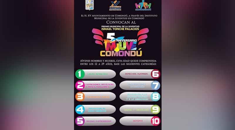 Ayuntamiento Invita a Participar en Premio Municipal de la Juventud