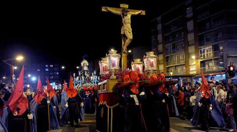 Es Semana Santa de Valladolid gran muestra de imaginería religiosa del mundo