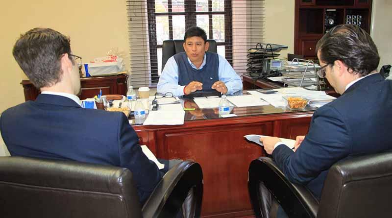 Gobierno Municipal se reúne con calificadora Standar & Poor´s para obtener nueva calificación