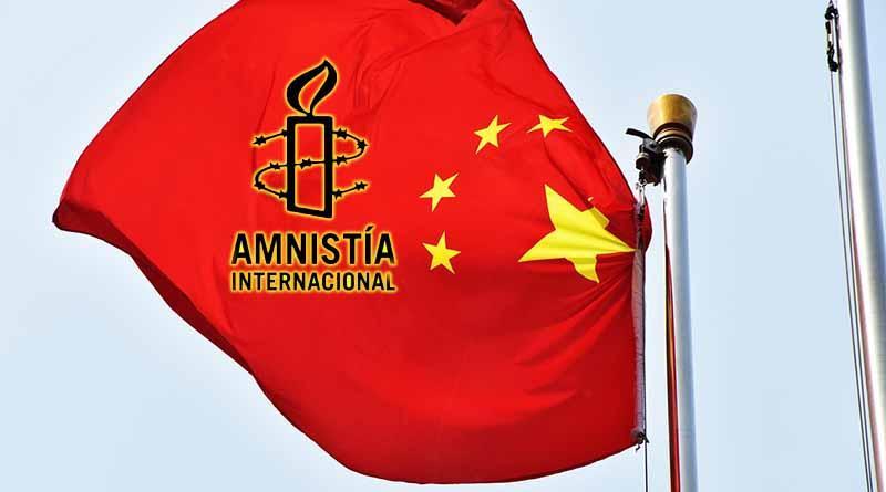 China fue el mayor verdugo del mundo en 2016: Amnistía Internacional