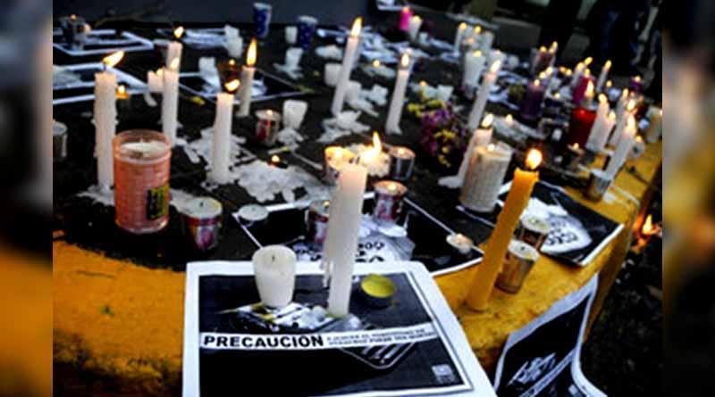 Prensa mundial exige a las autoridades mexicanas a atender la crisis de seguridad que amenaza a los periodistas