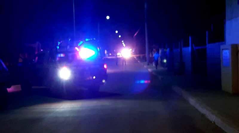 Una persona sin vida por disparo de arma de fuego en colonia El Zacatal