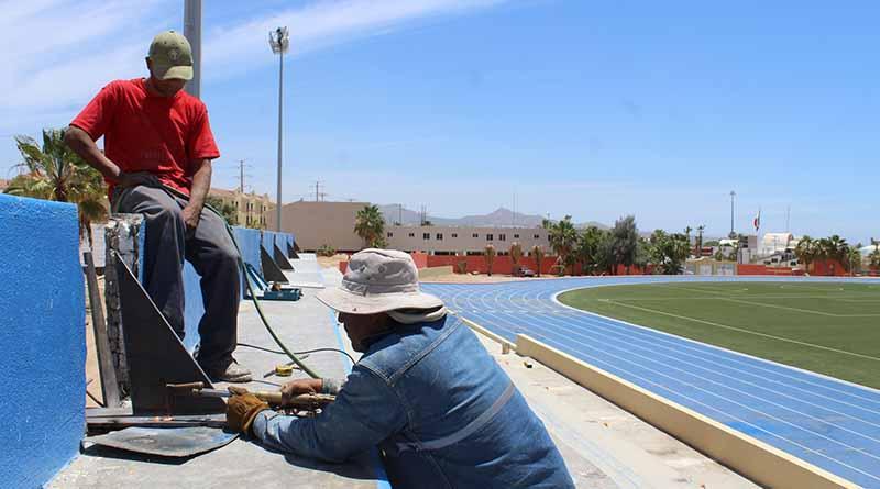 Anuncia obras públicas millonaria inversión para rescate de espacios deportivos, culturales y recreativos