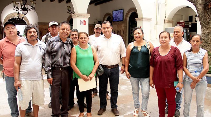 Avanza certeza legal de predios de familias que habitan en lagunitas: Secretario General Municipal
