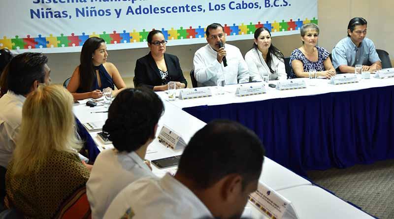 Capacitan a funcionarios municipales en sistema nacional de protección integral de niñas, niños y adolescentes