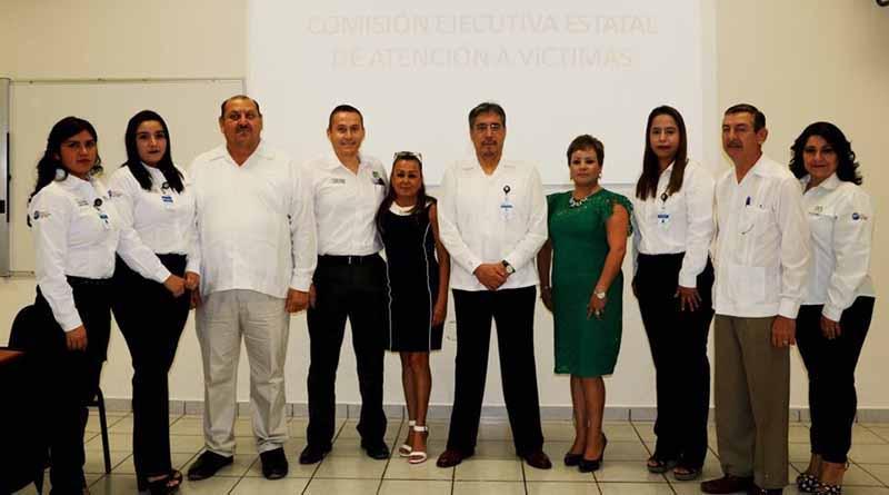 Se consolidan en BCS políticas públicas en apoyo a víctimas de delitos