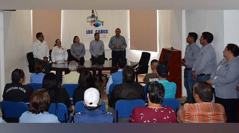 XII Ayuntamiento de Los Cabos cumple compromiso de apoyar a sus trabajadores finiquitando adeudos históricos
