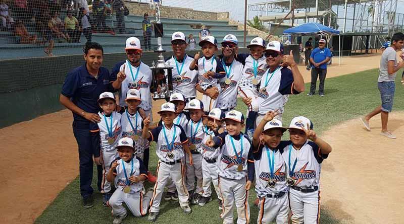 """Concluyó  """"Campeonato Estatal de Beisbol"""" en SJC"""