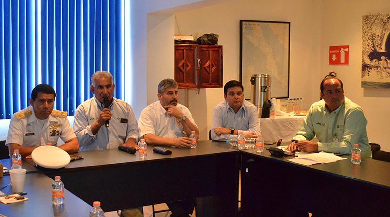 XII Ayuntamiento de Los Cabos en coordinación con autoridades del puerto celebrarán el ¨Día de la Marina¨