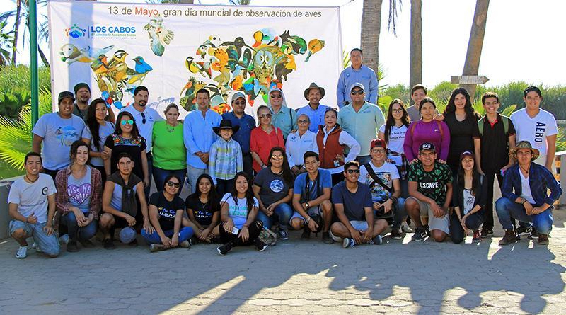 Continúa conmemoración por Día Internacional de avistamiento de aves en Estero Josefino