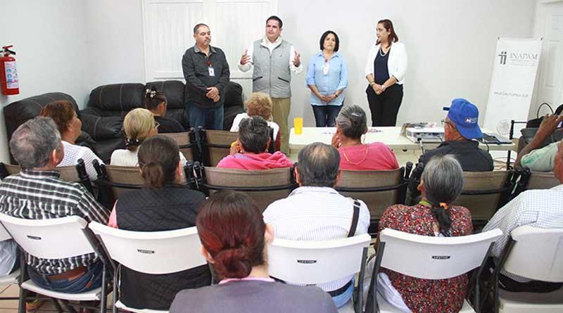 Los adultos mayores son una prioridad para el sistema DIF: Castro Ceseña