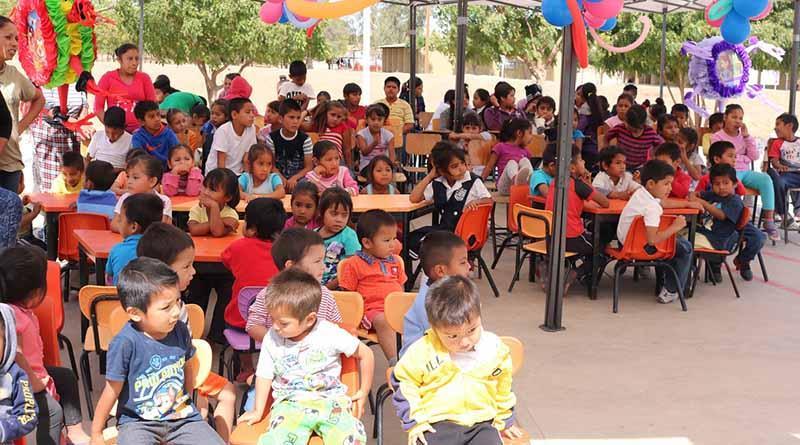 Instituto Municipal de la Mujer celebro el día del niño con los hijos de las mujeres migrantes