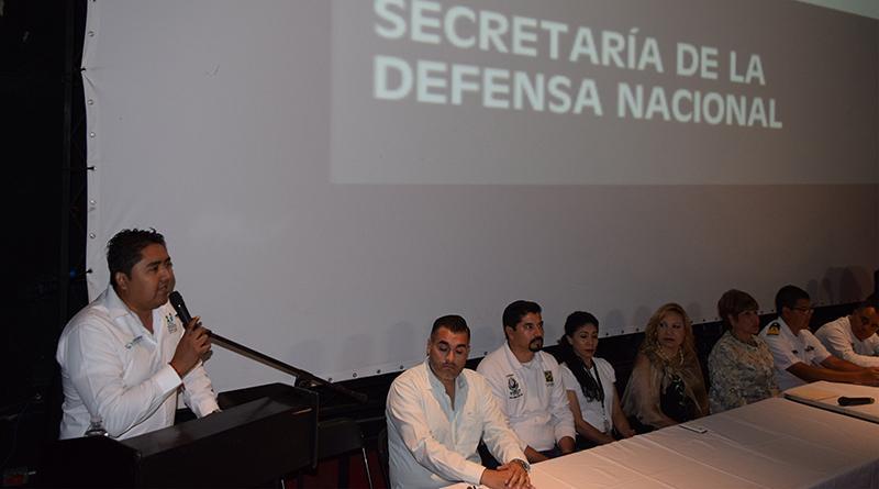 """Participa XII Ayuntamiento de Los Cabos del 3er """"Foro de prevención al delito en Jóvenes"""" organizado por la FENAAD"""