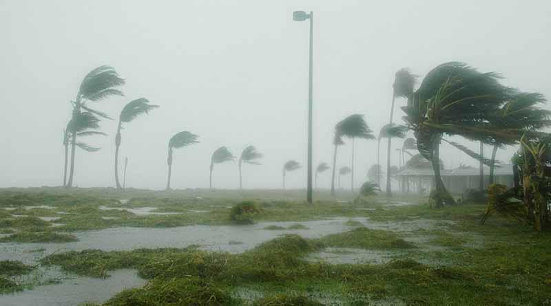 Importante identificar colores de alerta preventiva por ciclón tropical