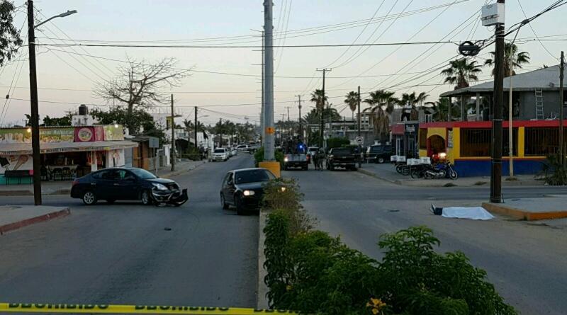 Matan a conductor de Jetta en El Zacatal