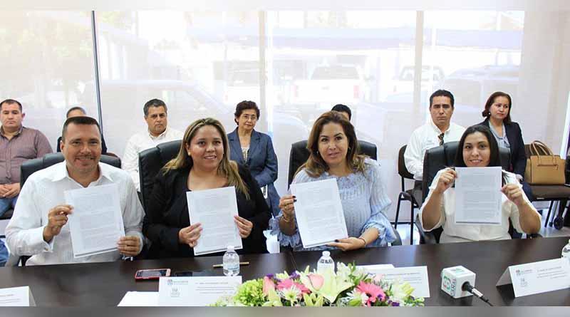 Vinculan esfuerzos BCS y estado de México en beneficio de las personas con discapacidad