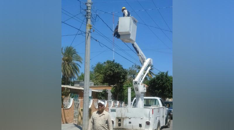 Servicios Públicos inicia trabajos de instalación de cableado completo en calles de la ciudad