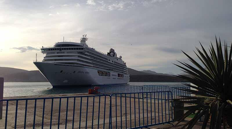 Histórica temporada de cruceros en La Paz y Loreto