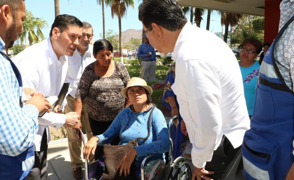 Unidas las instituciones protegeremos a los más vulnerables: Álvaro de la Peña