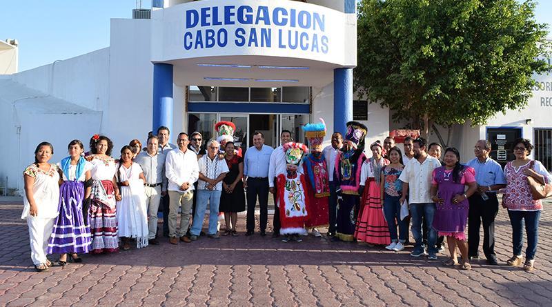 Recibe nombramiento nuevo coordinador de asuntos indígenas del XII Ayuntamiento de Los Cabos