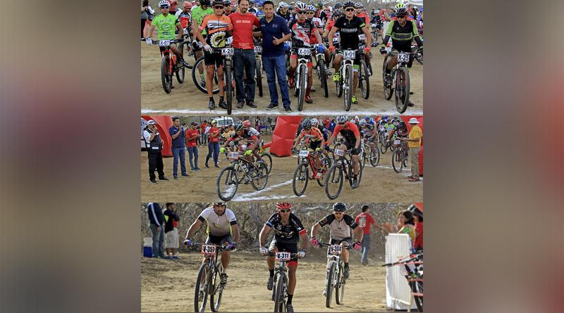 "Respalda instituto municipal del deporte ""Reto Thunder"" 2017, Ciclismo de Montaña Cross Country"
