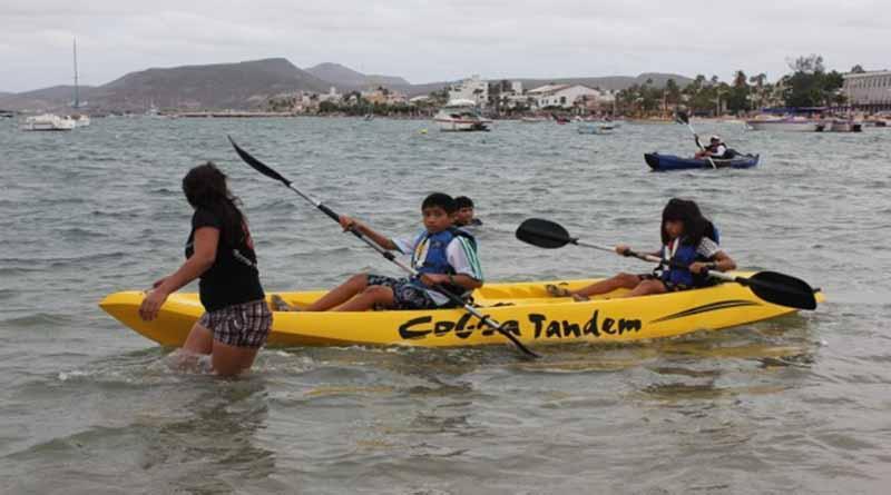 Invitan a Regata de Kayak y Clínica de Paddle Board
