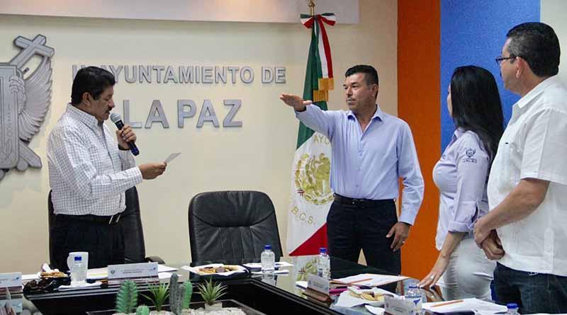 Toma Protesta Juan Carlos González Bareño como Secretario General