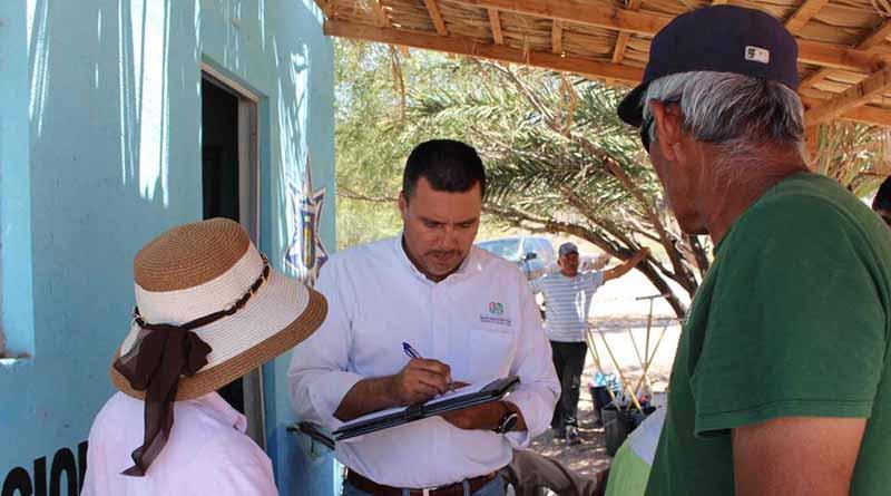 Gobierno cercano a las comunidades da rumbo a las acciones de Gobierno; SEDESO