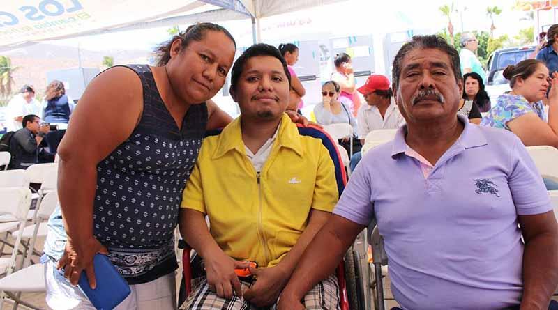 Programa asistencia de vida es una realidad en esta administración estatal; SEDESO