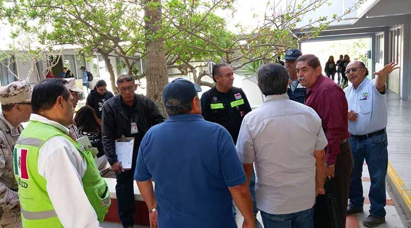 Culmina supervisión de los 159 planteles que se habilitarán como refugios temporales en caso de huracanes: SEP