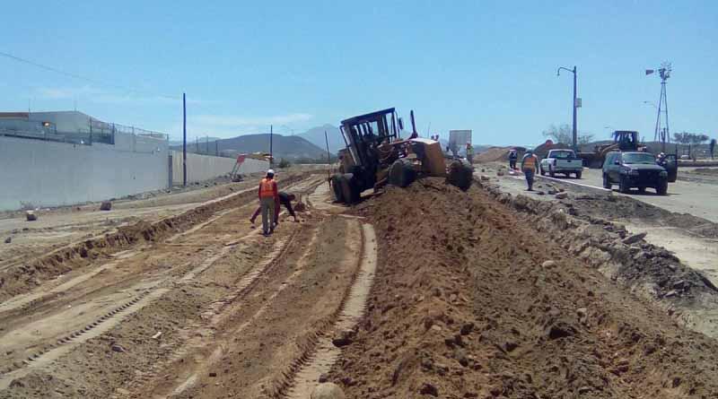 Se habilitan rutas alternas debido a trabajos en bulevar Colosio