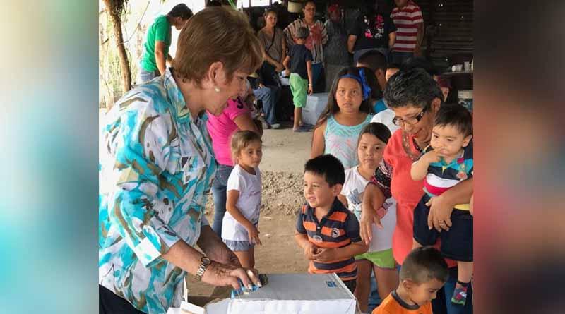Festeja SIPINNA BCS a niñas y niños en su día