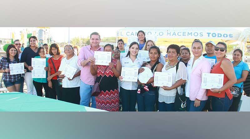 Trabajo coordinado los tres órdenes de gobierno permite beneficiar a la ciudadanía: Castro Ceseña