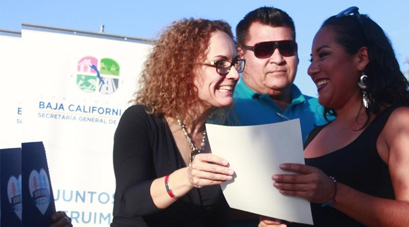 Acerca SDEMARN programas a familias a través del programa Vivir en Paz
