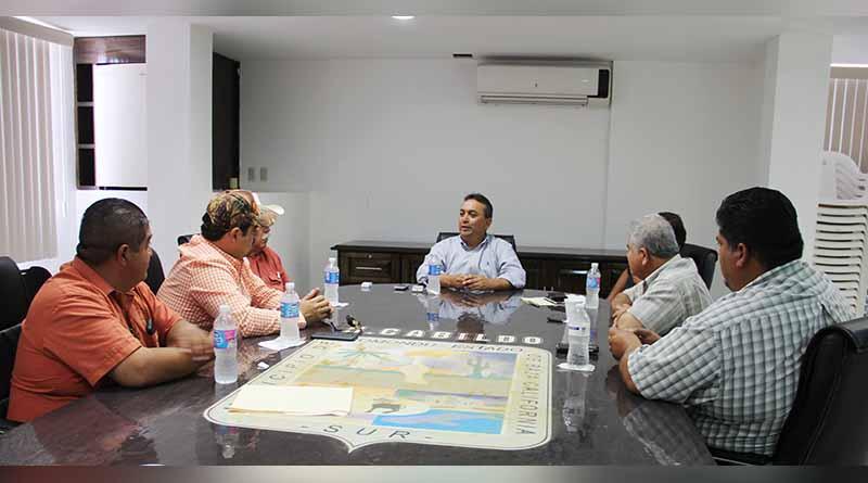 Asociación de Usuarios de Agua y Gobierno Acuerdan Sumar Esfuerzos