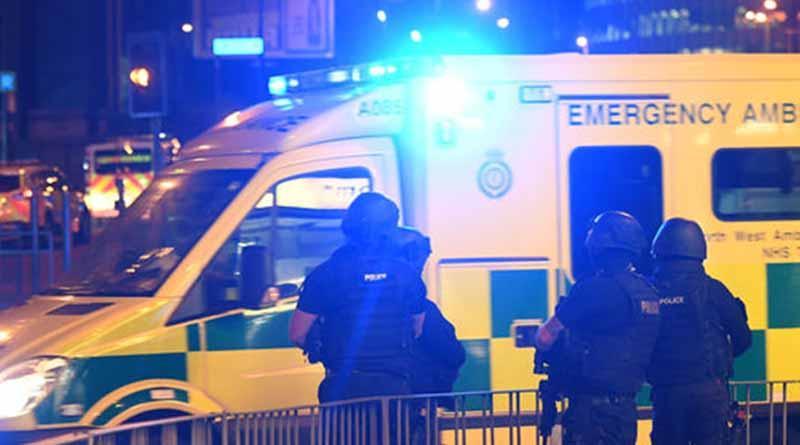 Autor del atentado en Manchester murió ahí mismo