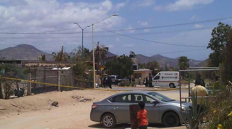 Asesinan a un hombre en establecimiento de mariscos en Santa Rosa