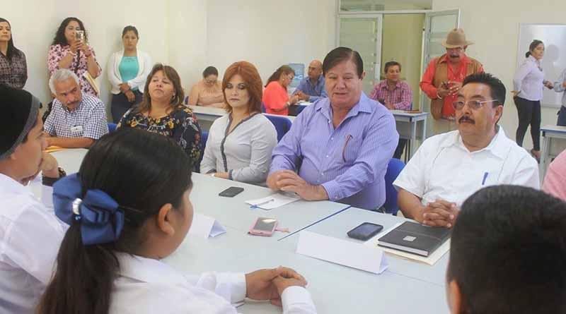 Asignan Comisiones a Integrantes del 1er. Cabildo Infantil de Comondú