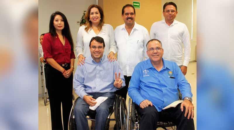 Instalan mecanismo estatal de monitoreo sobre los derechos de las personas con discapacidad